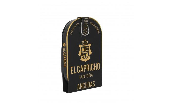 """Anchois """"El Capricho"""" Santoña. Hansa 20. 115gr."""
